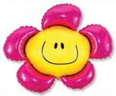 Цветок с улыбкой