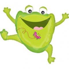 Лягушонок веселый