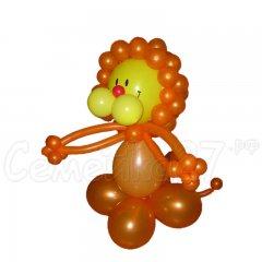 Фигура из шаров Лев