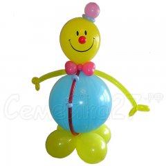 Фигура из шаров Клоун 2