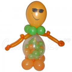 Фигура из шаров Малыш-сюрприз