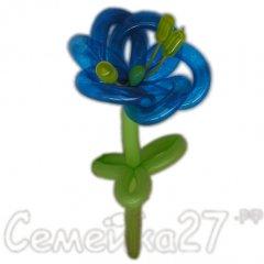 Фигура из шаров Цветочек
