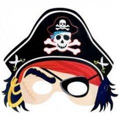 Полумаска Пират