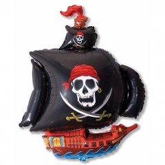 Пиратский корабль фигура