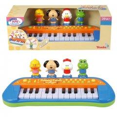 Пианино для малышей с забавными зверюшками