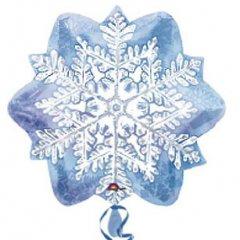Фигура Снежинка