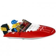 конструктор LEGO City набор скоростной катер