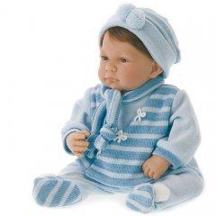 Интерактивная кукла Фаби в голубом