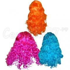Парик одноцветный