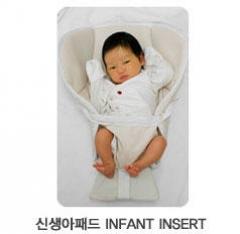 Вкладка для новорожденного