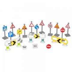 Комплект дорожных знаков Brick