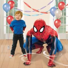 Человек паук ходячий шарик