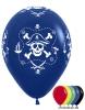 Пиратский флаг 12″, ассорти